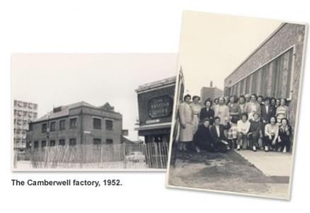 dualit oude fabriek