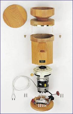 graanmolen nummer 1 - modulaire bouw