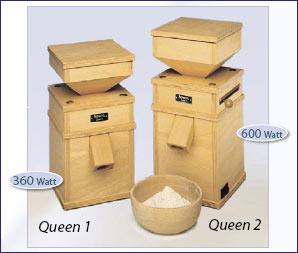 hawos graanmolens queen 1 en 2