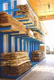 molen hout opslag