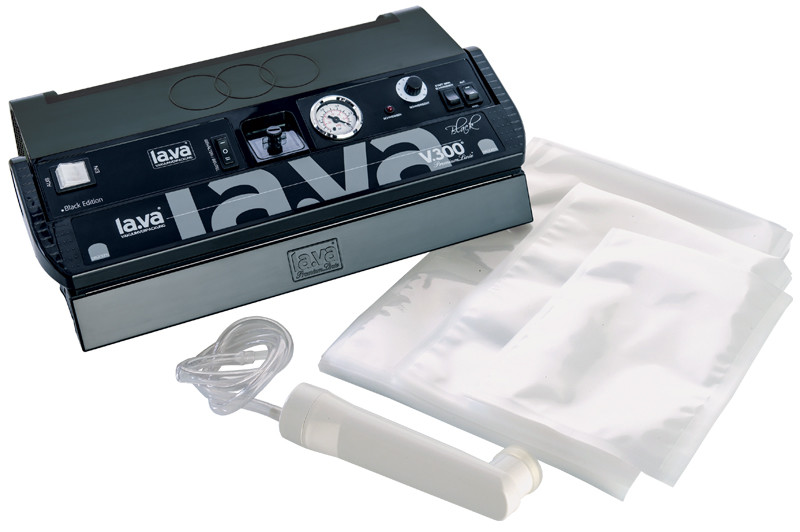 Lava vacuum apparaat V.300 premium zwart